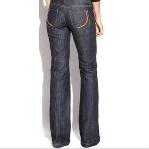 Paper Denim & Cloth Womens Jeans Rainbow Pocket 28